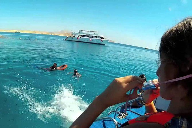 Boat Trip to Tiran Island with Lunch