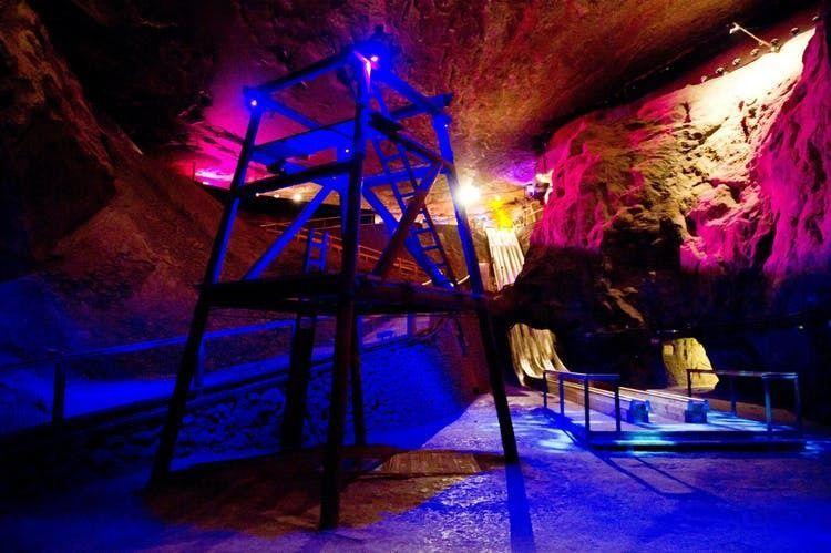 Salt Mine Berchtesgaden tour from Salzburg