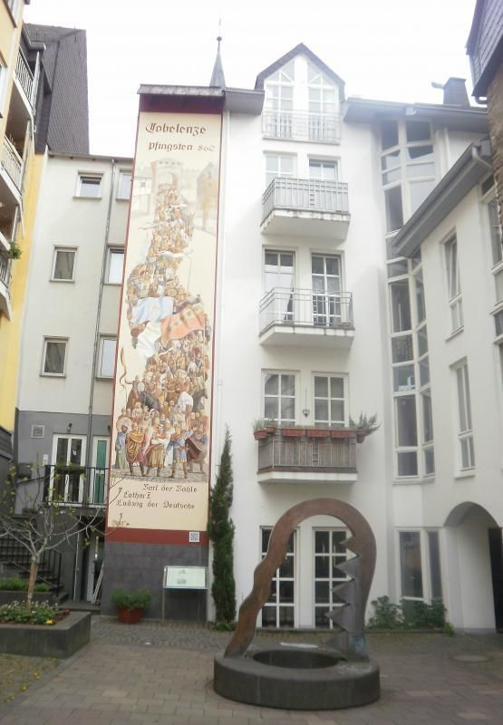 Guided Tour of Koblenz: The History of the City