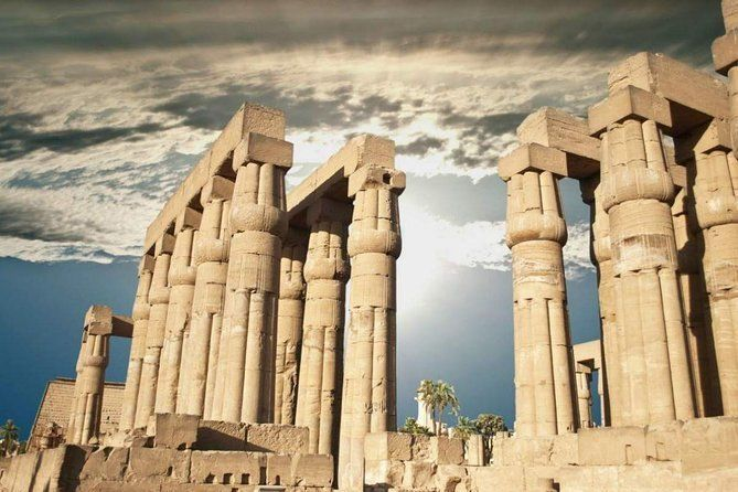 Cairo and luxor two days Trip from Marsa Alam
