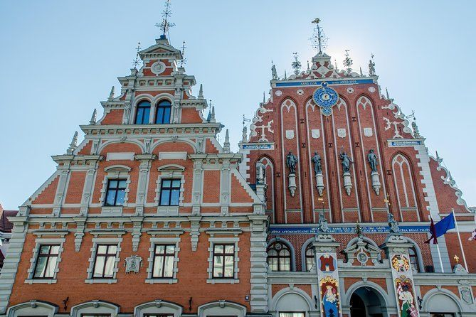 Riga Old Town walking tour