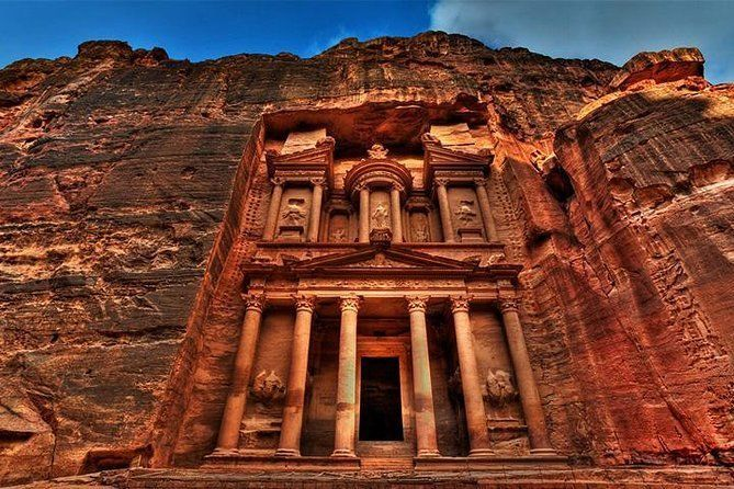 Petra and Wadi Rum Tours from Aqaba Port