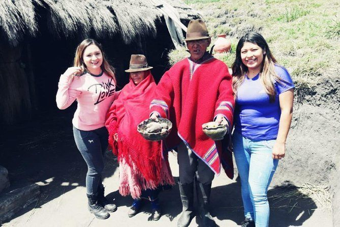 3-Day Private Tour to Cotopaxi, Quilotoa & Baños from Quito