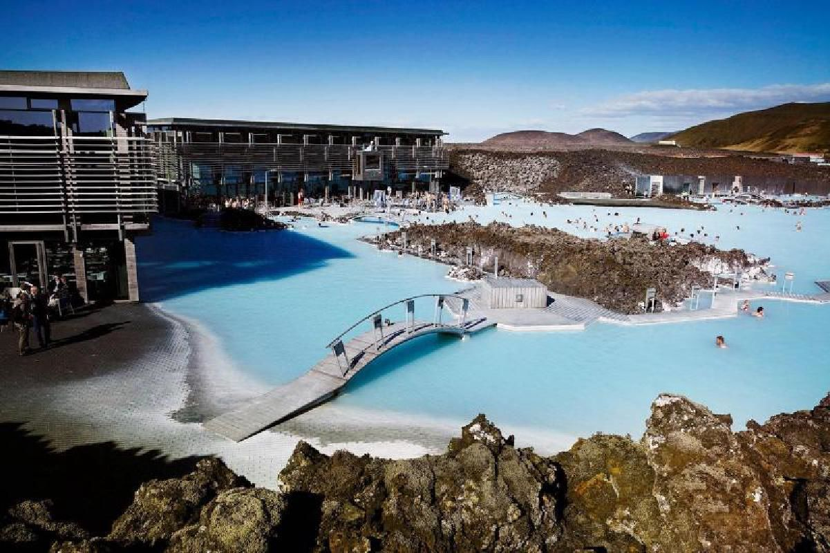 Whale Watching Tour and Blue Lagoon Admission Ticket