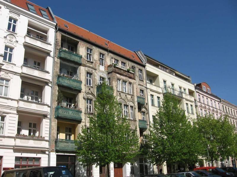 Diversity on a small space - across the Kollwitz quarter