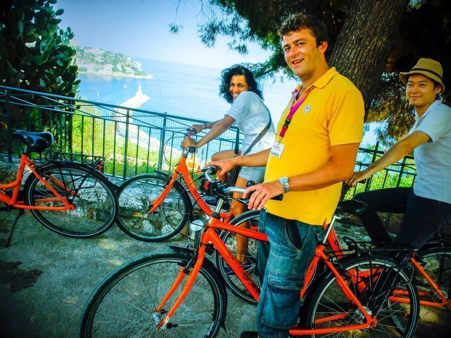 Nice Cycling Tour