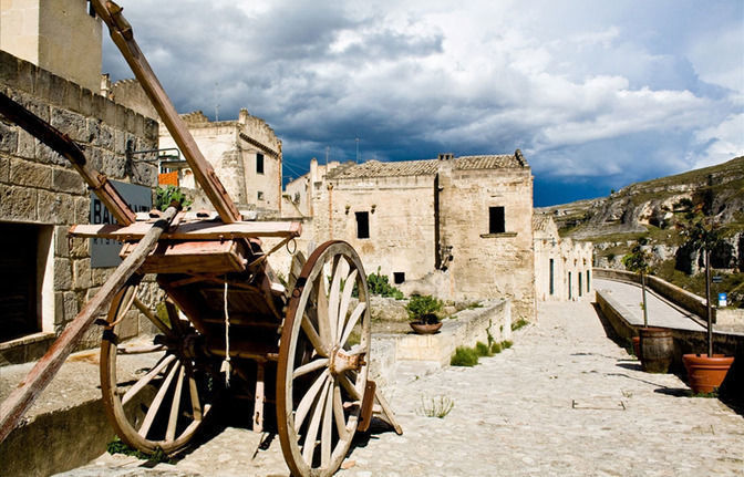 "Matera ""Sassi"": Half-Day Walking Tour"