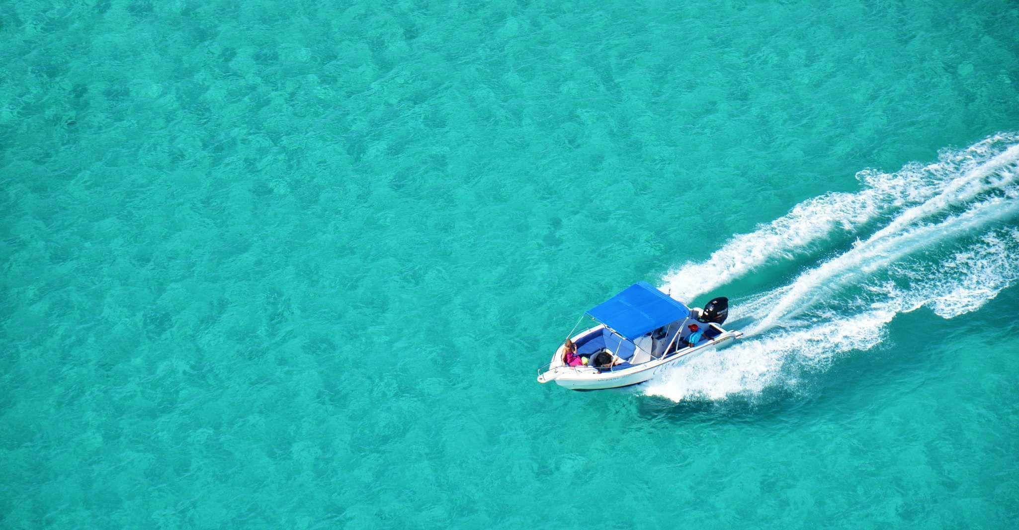 Mauritius: Blue Bay Marine Park Private Speedboat Day Trip