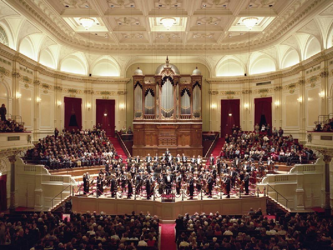 The Concertgebouw Amsterdam Sunday Morning Concert Ticket