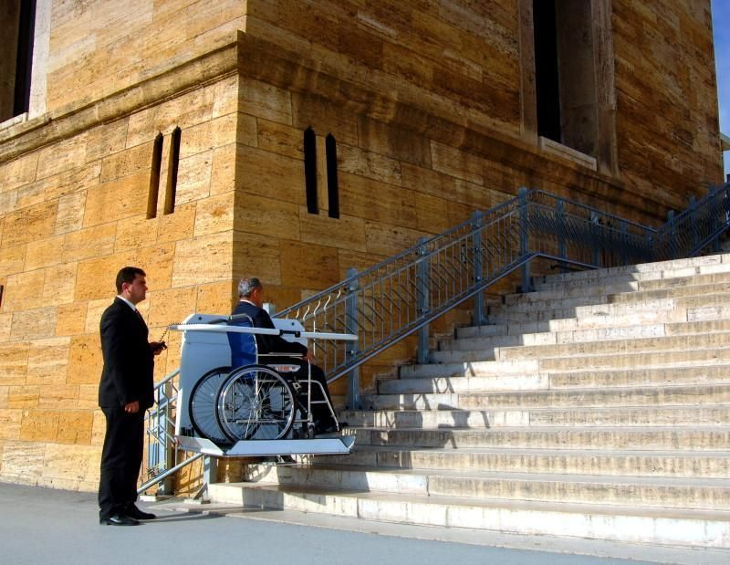Accessible city tour Istanbul for wheelchair users