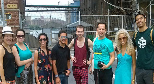 Best of Brooklyn Walking Tour in Williamsburg