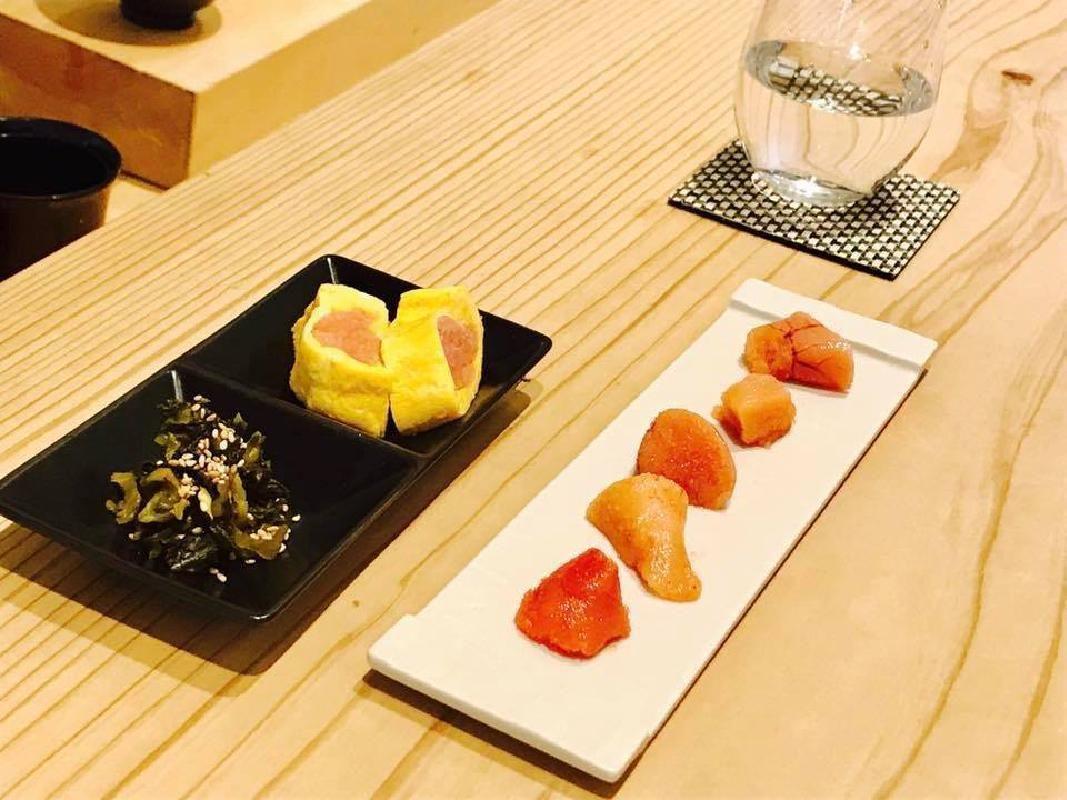Mentaiko Salted Roe Tasting Experience in Fukuoka