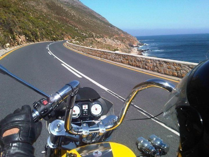 Hermanus & Whale Route by trike.