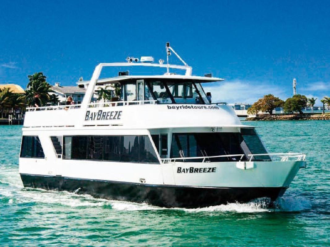 Biscayne Bay & Miami's Millionaire Row Cruise