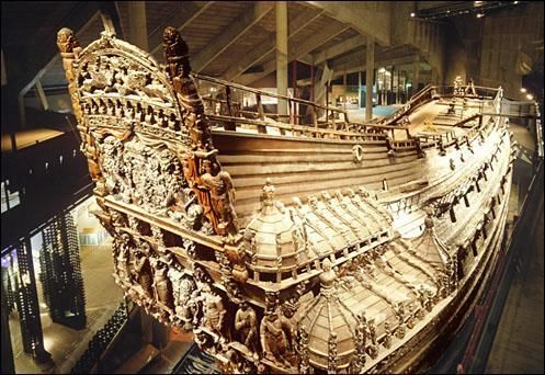 City tour Stockholm with Vasa museum