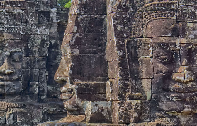 Siem Reap - Breath taking 2 day trip to the 3 top world wonders