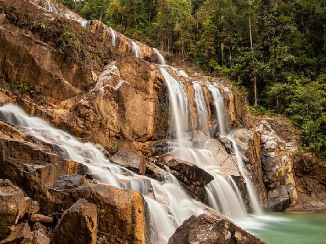 Panching Cave and Pandan Waterfall Half Day Tour from Kuantan with Hotel Pick Up
