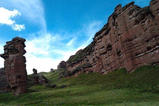 Private Tour to Tinajani from Puno