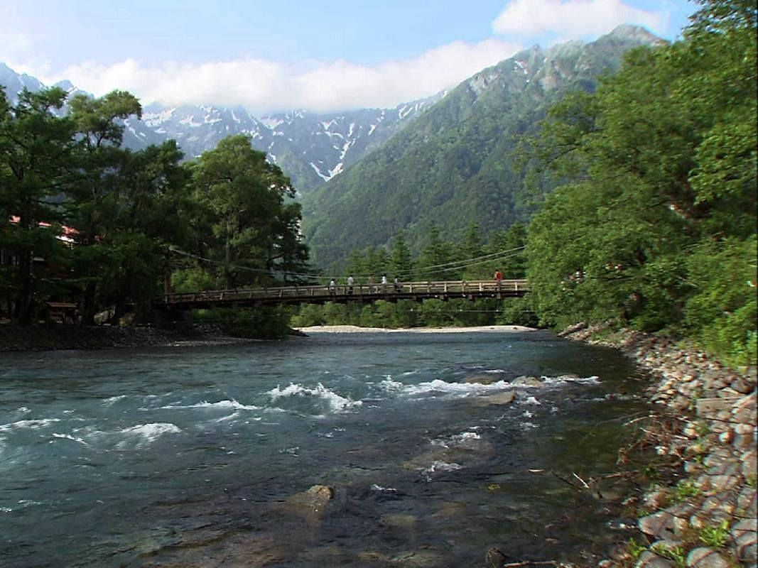 Chartered Taxi Nature Tour of Kamikochi from Matsumoto Station
