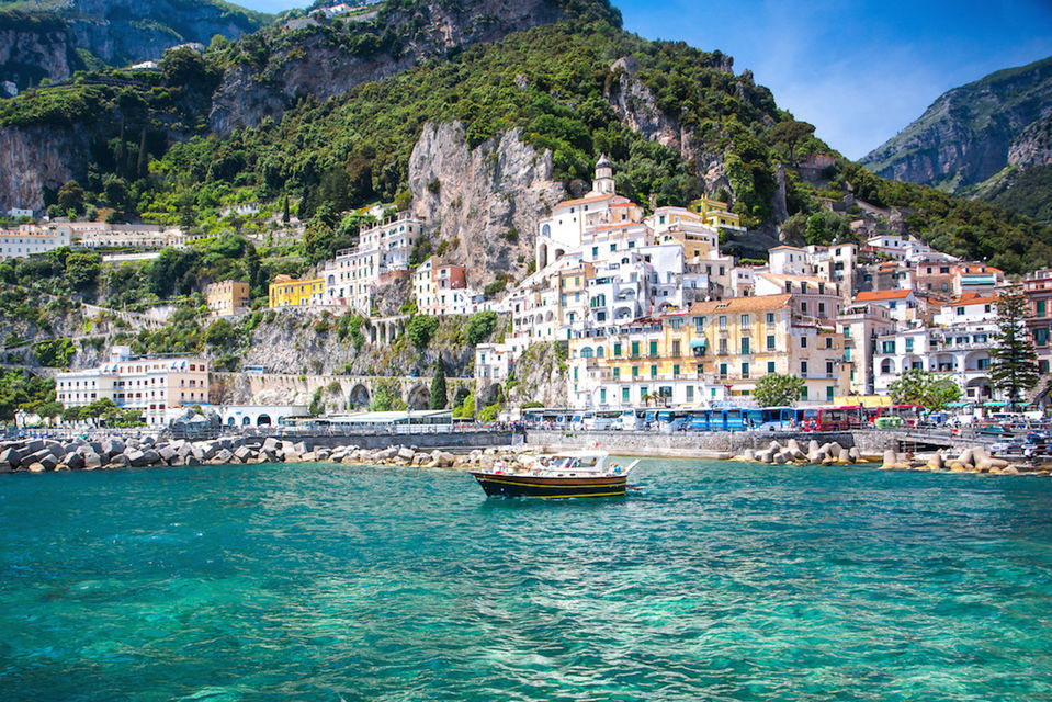 Amalfi to Capri: 6-Hour Private Boat Excursion