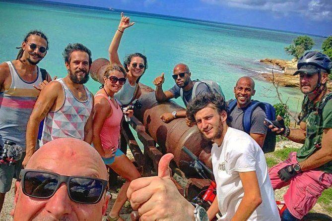 Bike, Kayak, Hike Tours Antigua