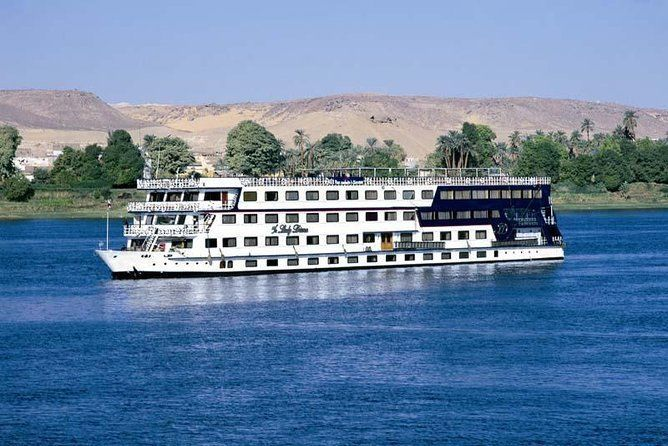 5-Day 5-Star Nile Cruise from Luxor to Aswan