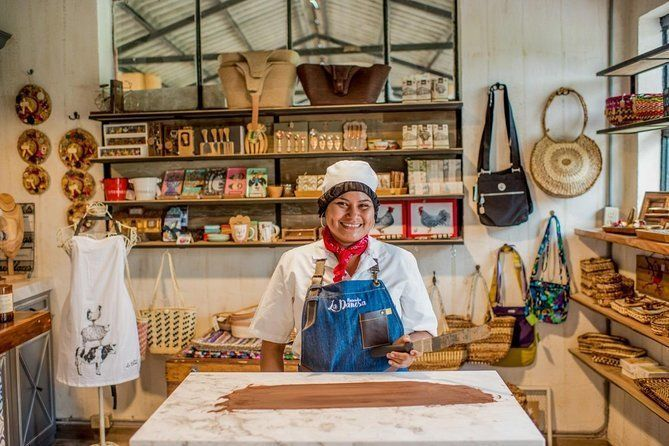 Luxurious Cacao Farm and Hands-On Chocolate Making with a 3-Course Lunch