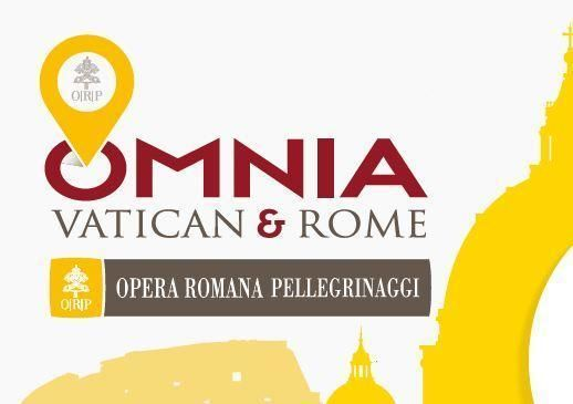3 days - OMNIA Vatican and Roma map