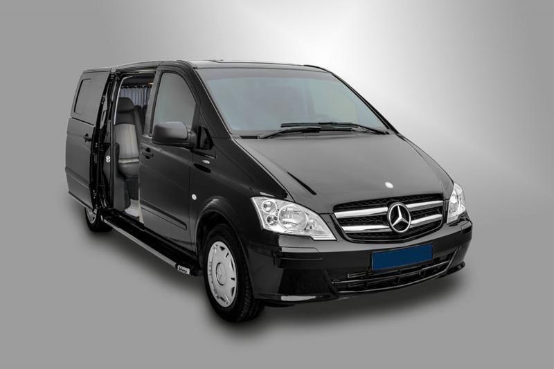 Antalya Airport Departure Transfer (Mercedes Vito)
