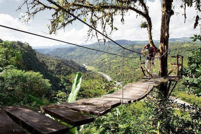 Mindo Cloud Forest Day Tour