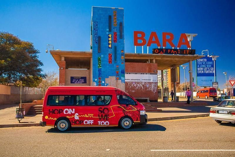 Sightseeing Tour Soweto Hop-on/Hop-off – Day Ticket