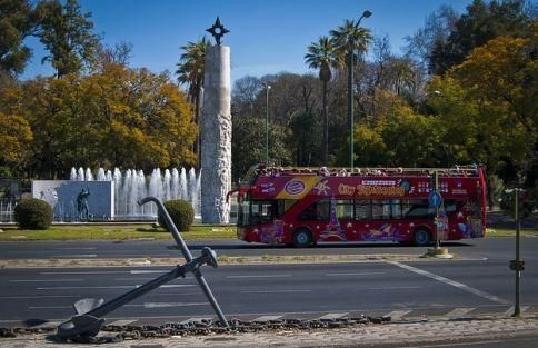 Sevilla Hop-on/ Hop-off City Tour - 24h ticket