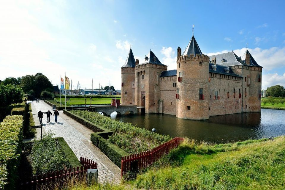 Amsterdam: Muiderslot Castle and Naarden Fortress Tour