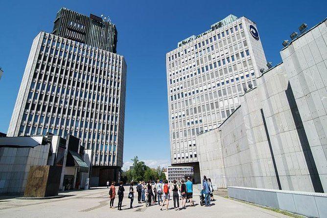 Ljubljana Post-Communist Walking Tour (small group)