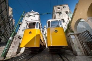 Lisbon city tour - Lifts of Lisbon