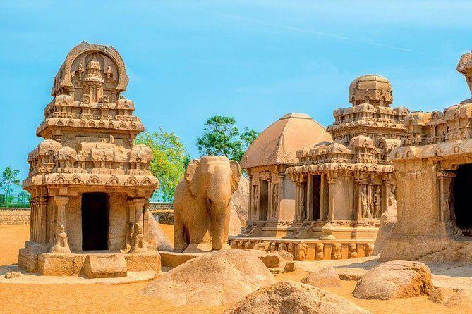 Mahabalipuram Day tour (Pick up and drop from Chennai hotel)