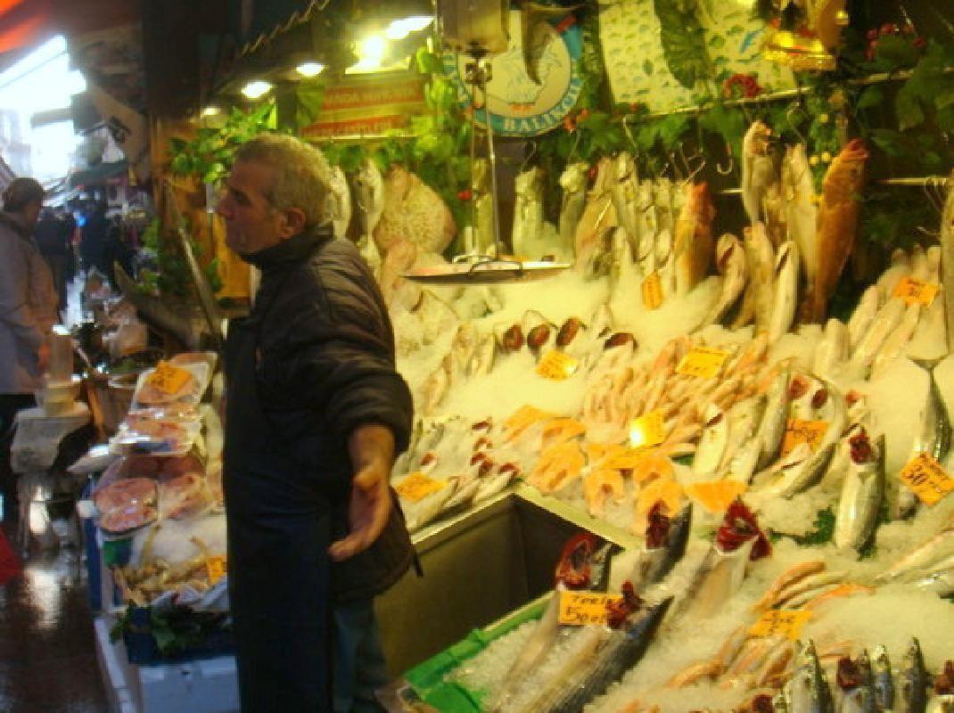 Istanbul Kadıköy Treasures Culinary Walking Tour