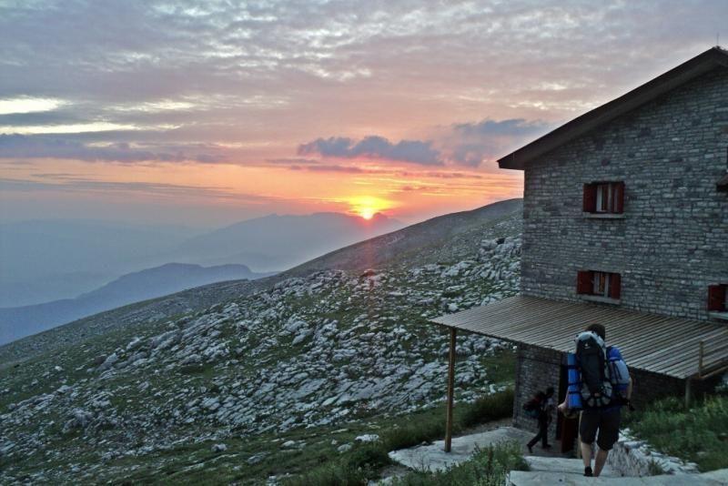 Mount Olympus & Vikos Trekking Tour