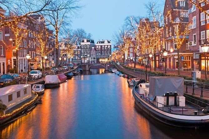 Ultra - Amsterdam Private Transfer from City Centre to Amsterdam Cruise Port
