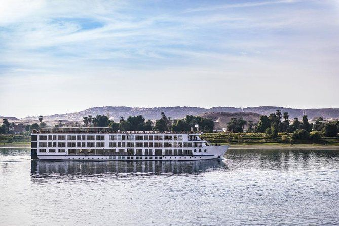 Luxor to Aswan deluxe Nile cruise 5 Days 4 Nights