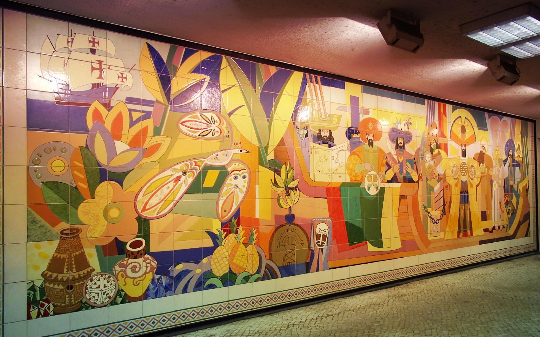 Art in the Underground
