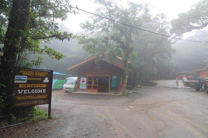 Monteverde Cloud Forest Reserve Guided Walk