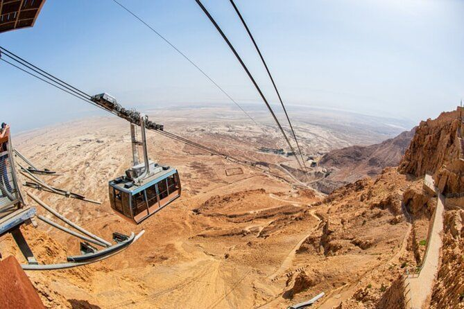 Private Tour: Masada and Dead Sea Day Trip from Jerusalem