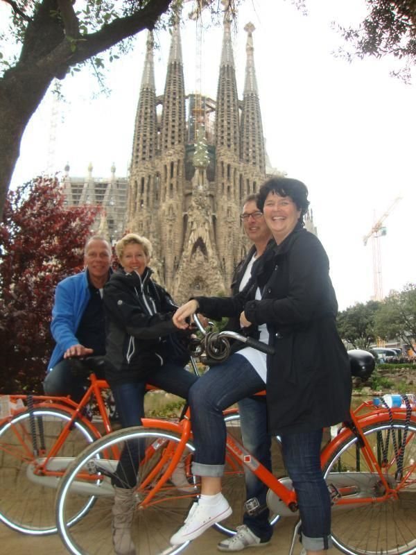 Barcelona Tapas Bike Tour