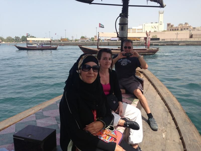 City tour Dubai - half day tour with water taxi