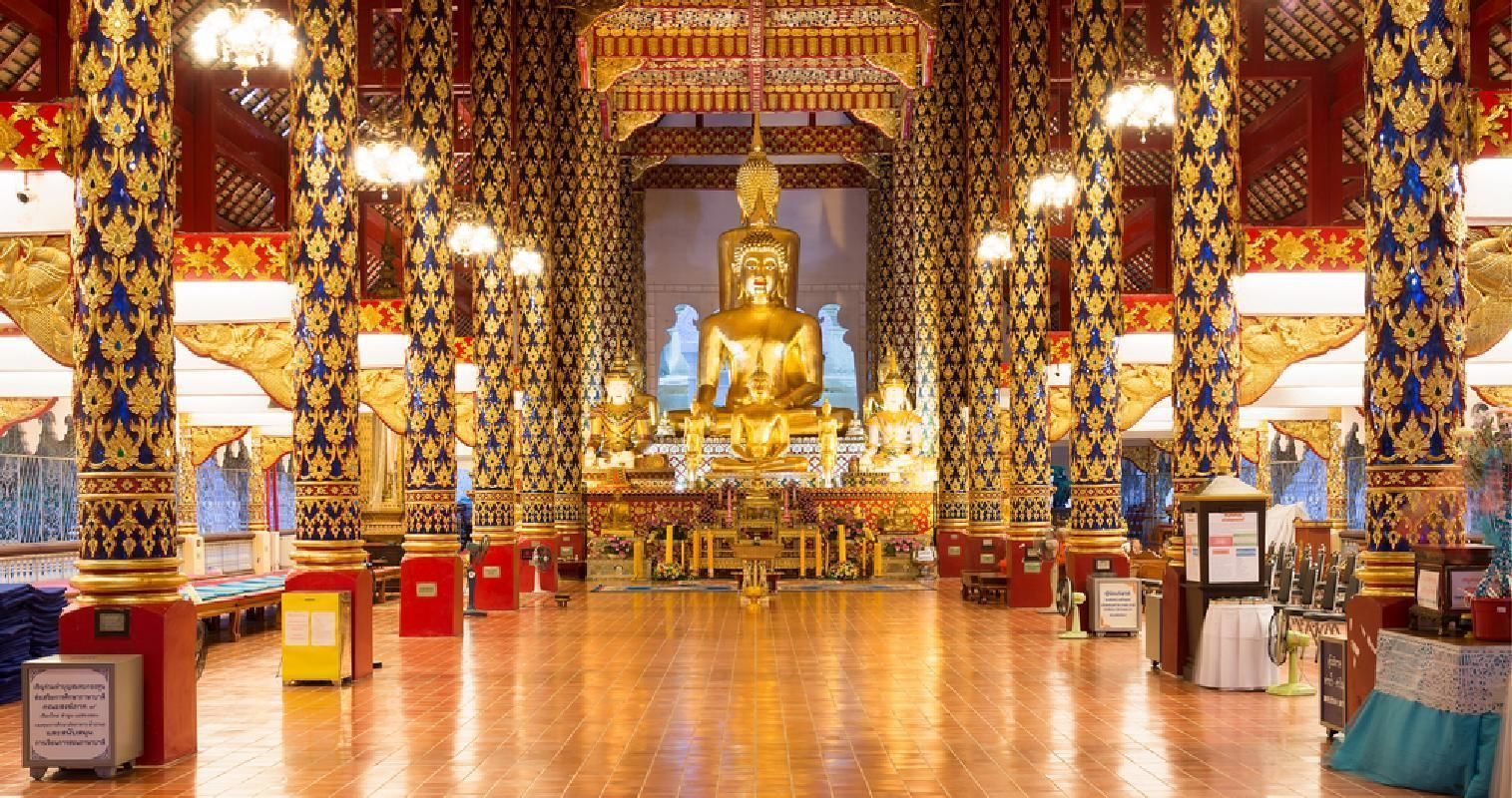 Chiang Mai Mind and Soul Tour with Meditation and Breakfast