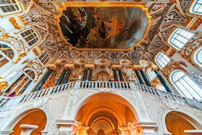 Hermitage Museum Small-Group Tour in St Petersburg