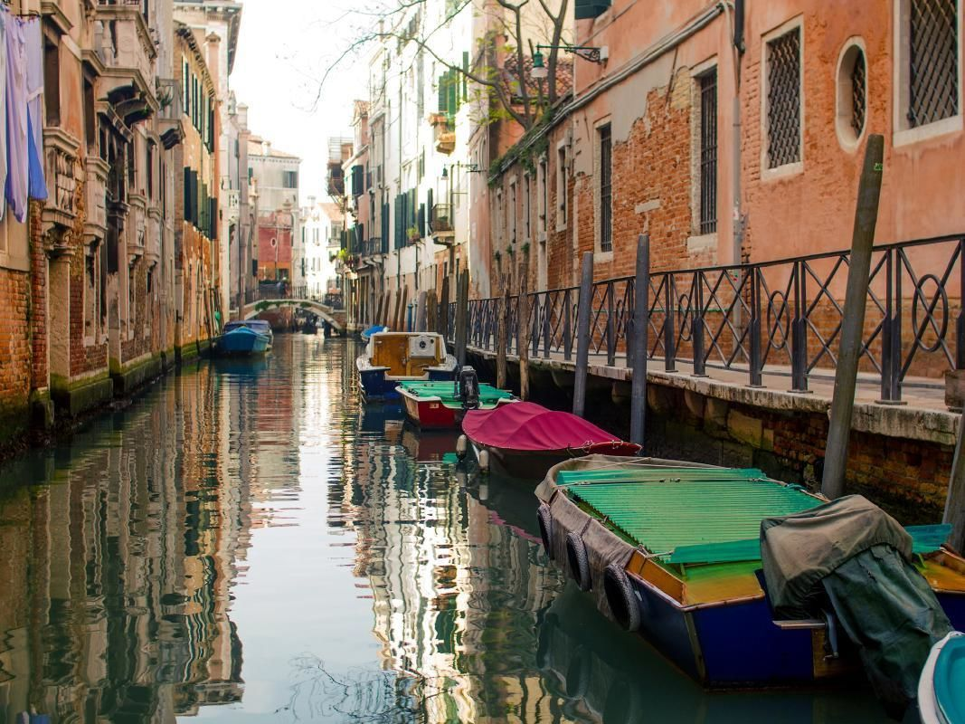 Venice Grand Canal Boat Tour and San Giorgio Maggiore Bell Tower Climb