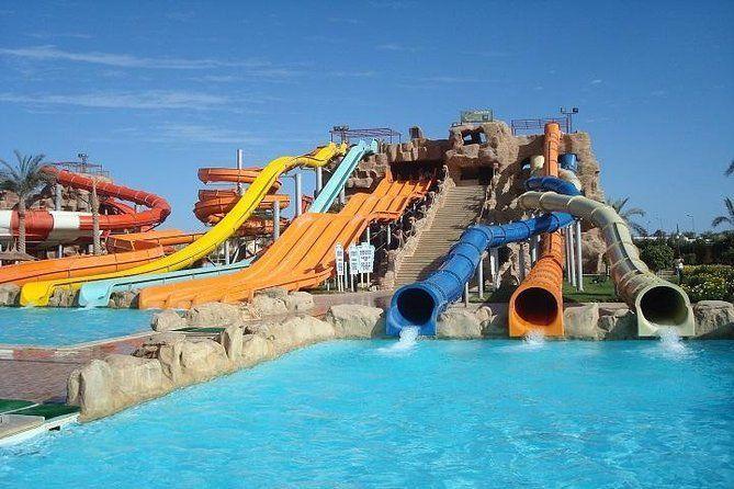 Full-Day Aqua Park Pass with Round-Trip Sharm el-Sheikh Transfers