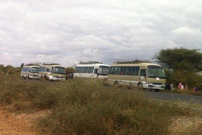 Nairobi Arusha Shuttle booking daily transport Kenya to Tanzania